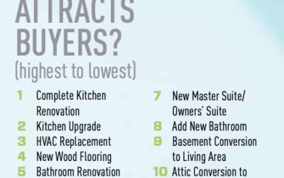 Home Improvement Guide for Sellers